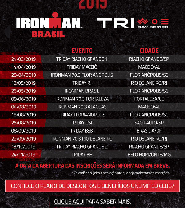 Calendario Triatlon 2019.Calendario Unlimited Sports Luca Glaser Um Blog Sobre Triathlon